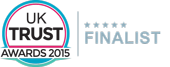 UK Trust Awards 2015 Finalist