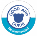 Recommended by the Good App Guide