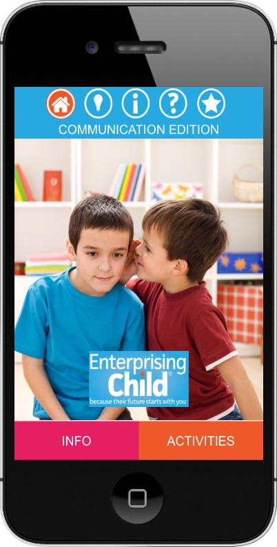 Can Do Child Communication App